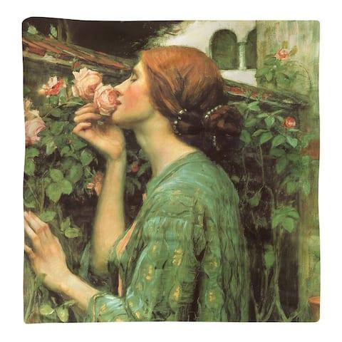 My Sweet Rose Napkin