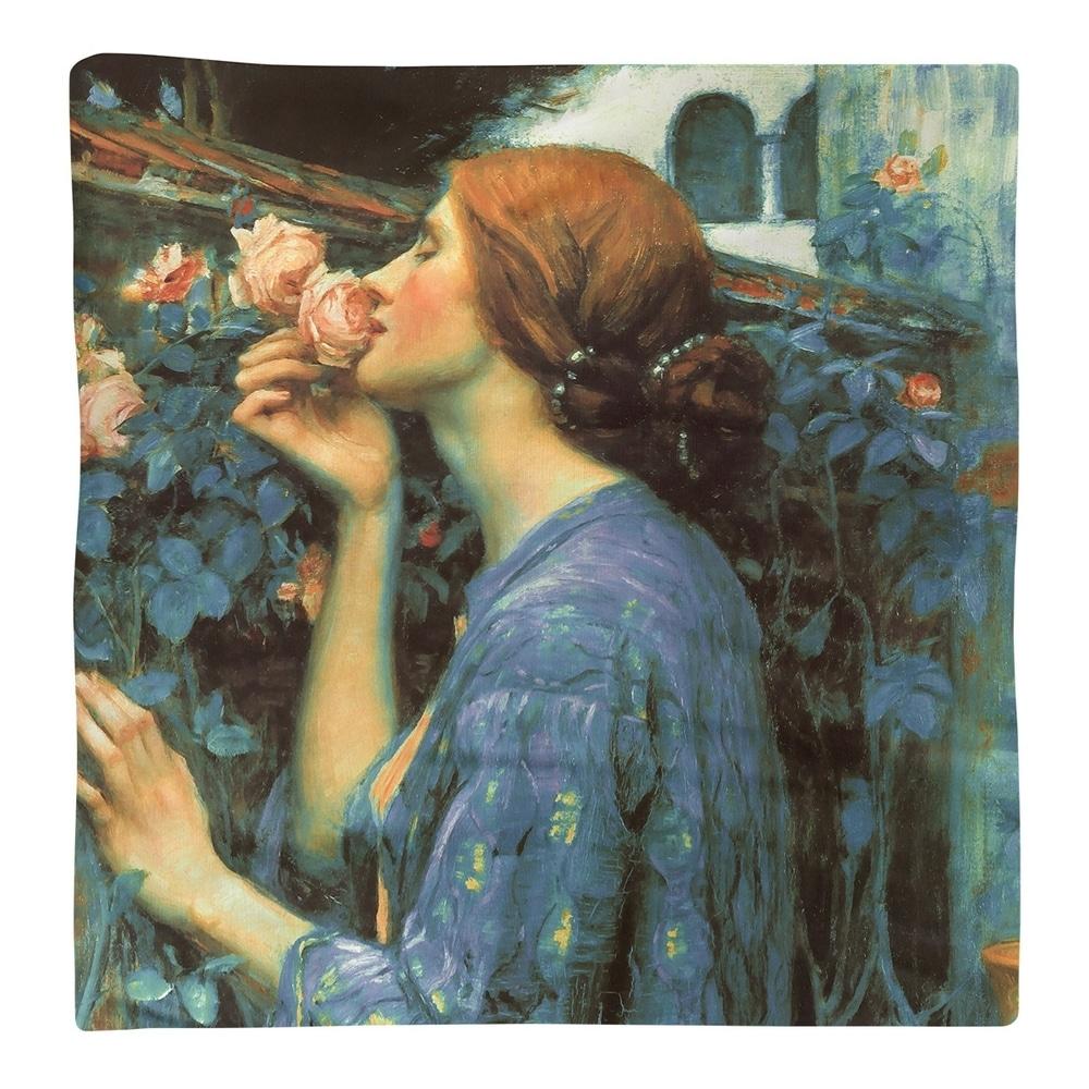 Shop My Sweet Rose Napkin - Overstock - 28523349