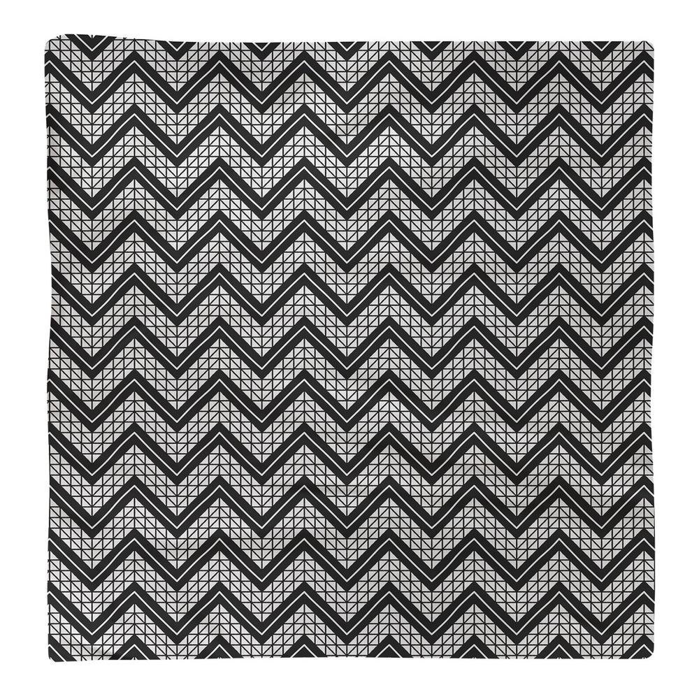 Shop Classic Hand Drawn Chevron Pattern Napkin - Overstock - 28523532