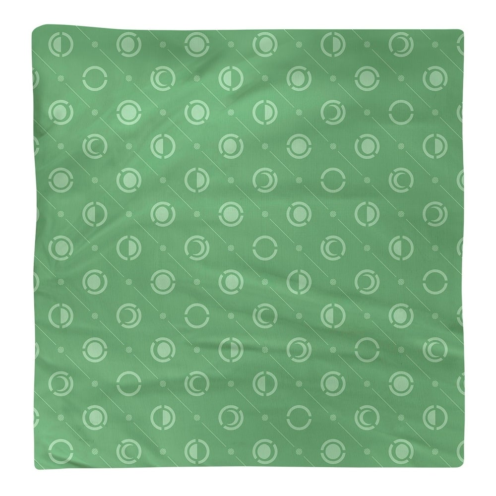 Shop Monochrome Moon Phases Pattern Napkin - Overstock - 28523569