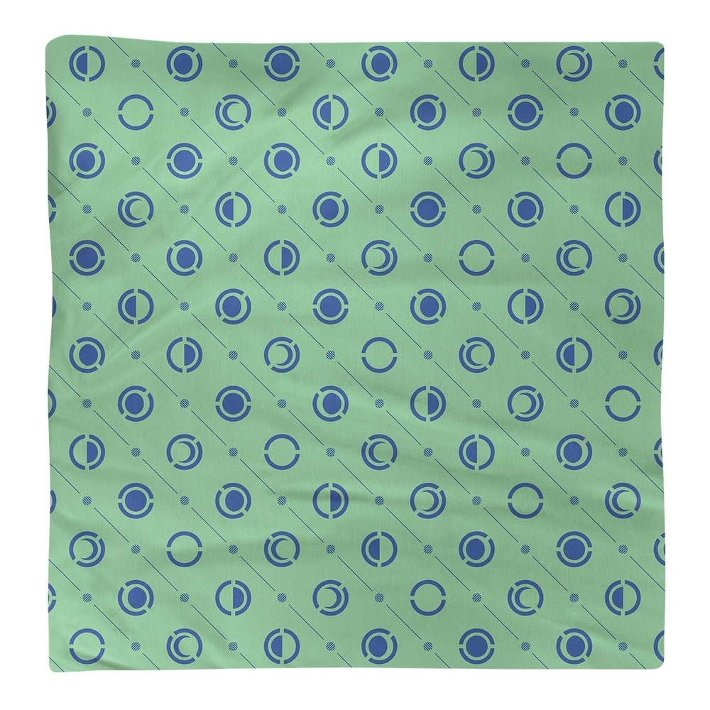 Shop Pastel Moon Phases Pattern Napkin - Overstock - 28523571