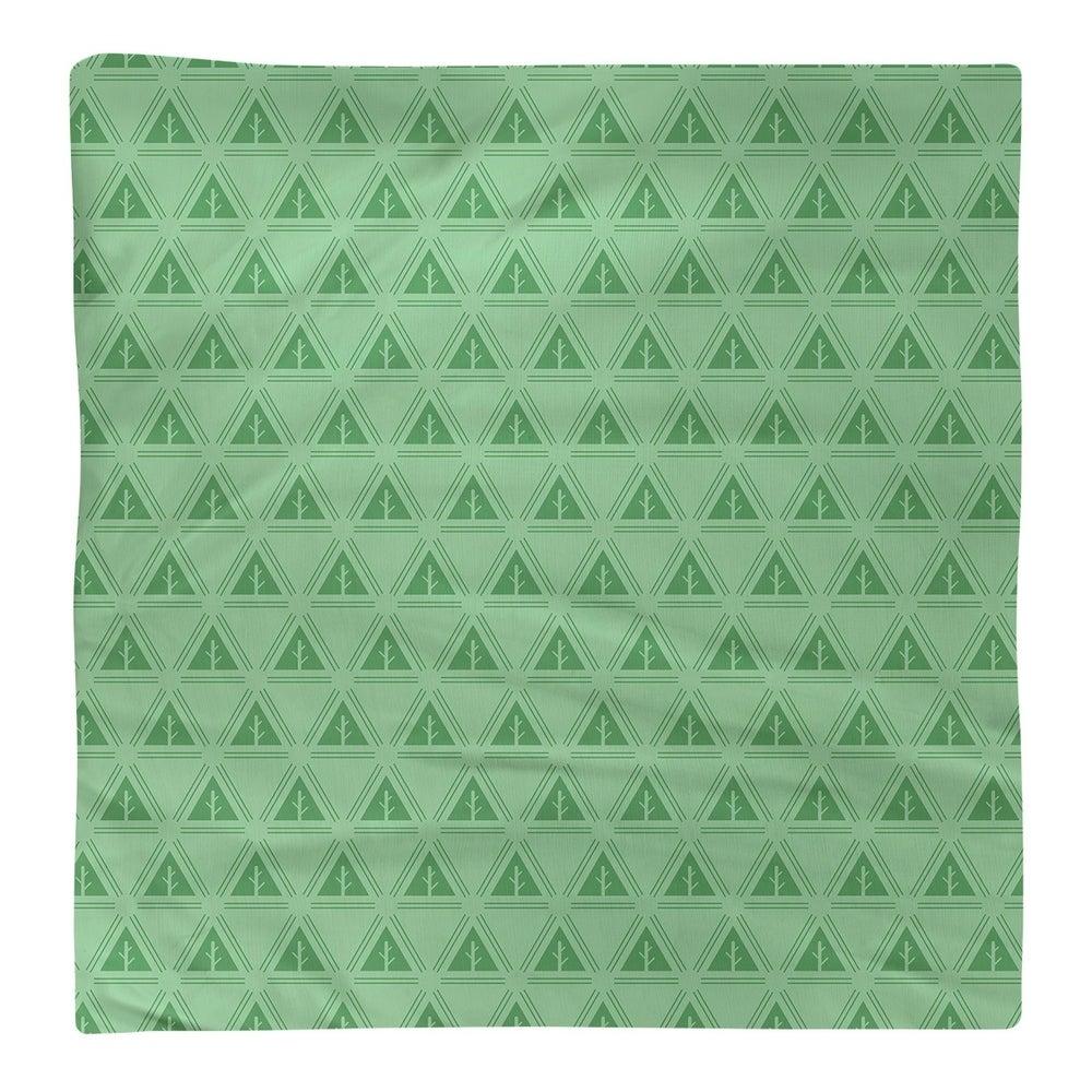 Shop Pastel Monochrome Minimalist Trees Napkin - Overstock - 28523579