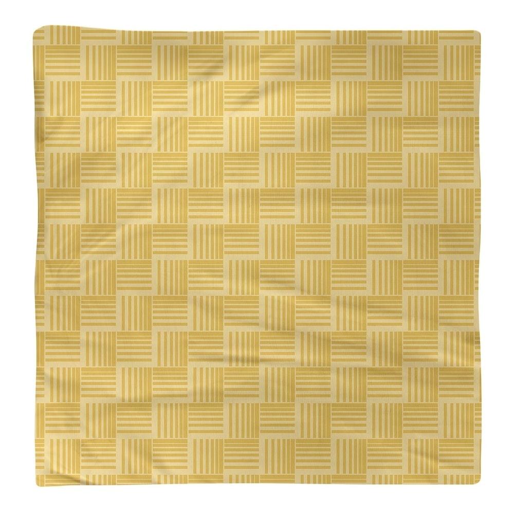 Shop Monochrome Basketweave Stripes Napkin - Overstock - 28523586