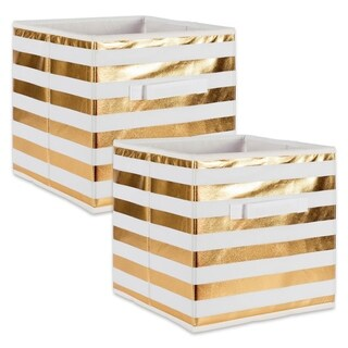 DII Nonwoven Polyester Cube Stripe