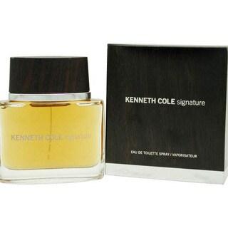 Kenneth Cole Signature Men's 3.4-ounce Eau de Toilette Spray