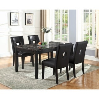 Arden 7-piece Upholstered Rectangle Dining Set