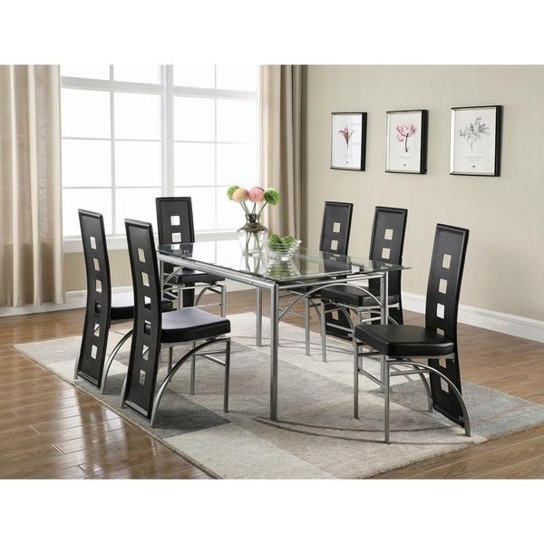 Kosta 5-piece Rectangle Dining Set