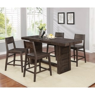 Elana 5-piece Rectangle Counter Height Dining Set
