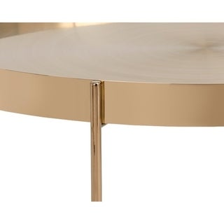 Chelsea Side Table - Rose Gold