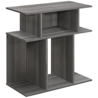 """Accent Table - 24""""H / Grey"""