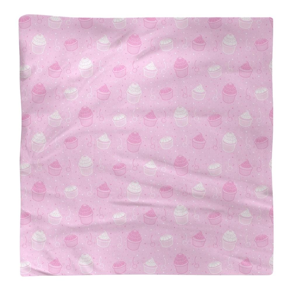 Shop Striped Cupcake Pattern Napkin - Overstock - 28527770