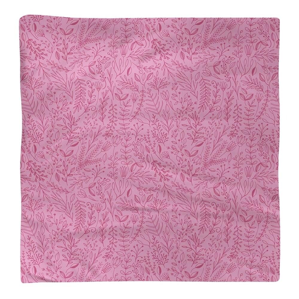 Shop Full Color Ditsy Floral Pattern Napkin - Overstock - 28527775