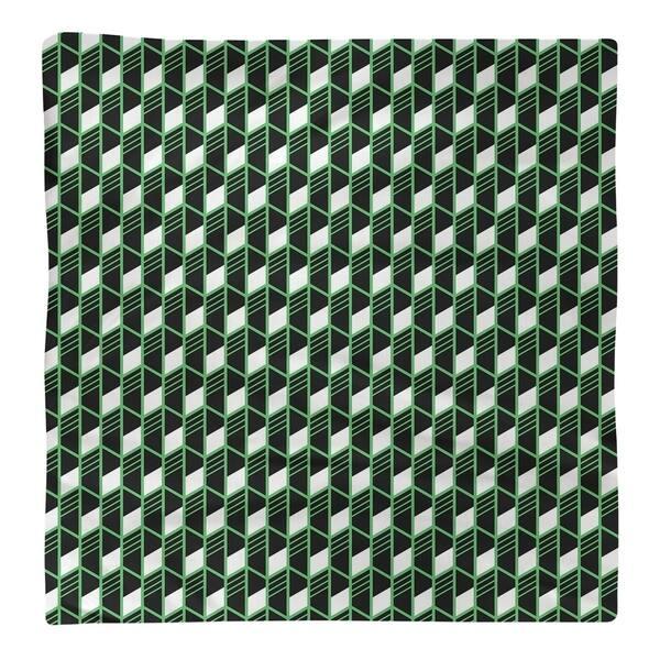 Classic Geometric Stripes Napkin Overstock 28527777