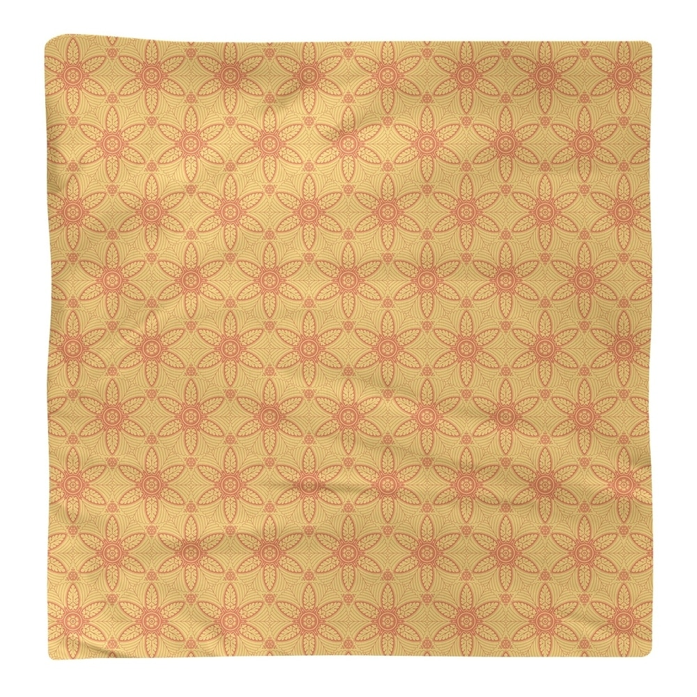 Shop Full Color Ornate Circles Napkin - Overstock - 28527793
