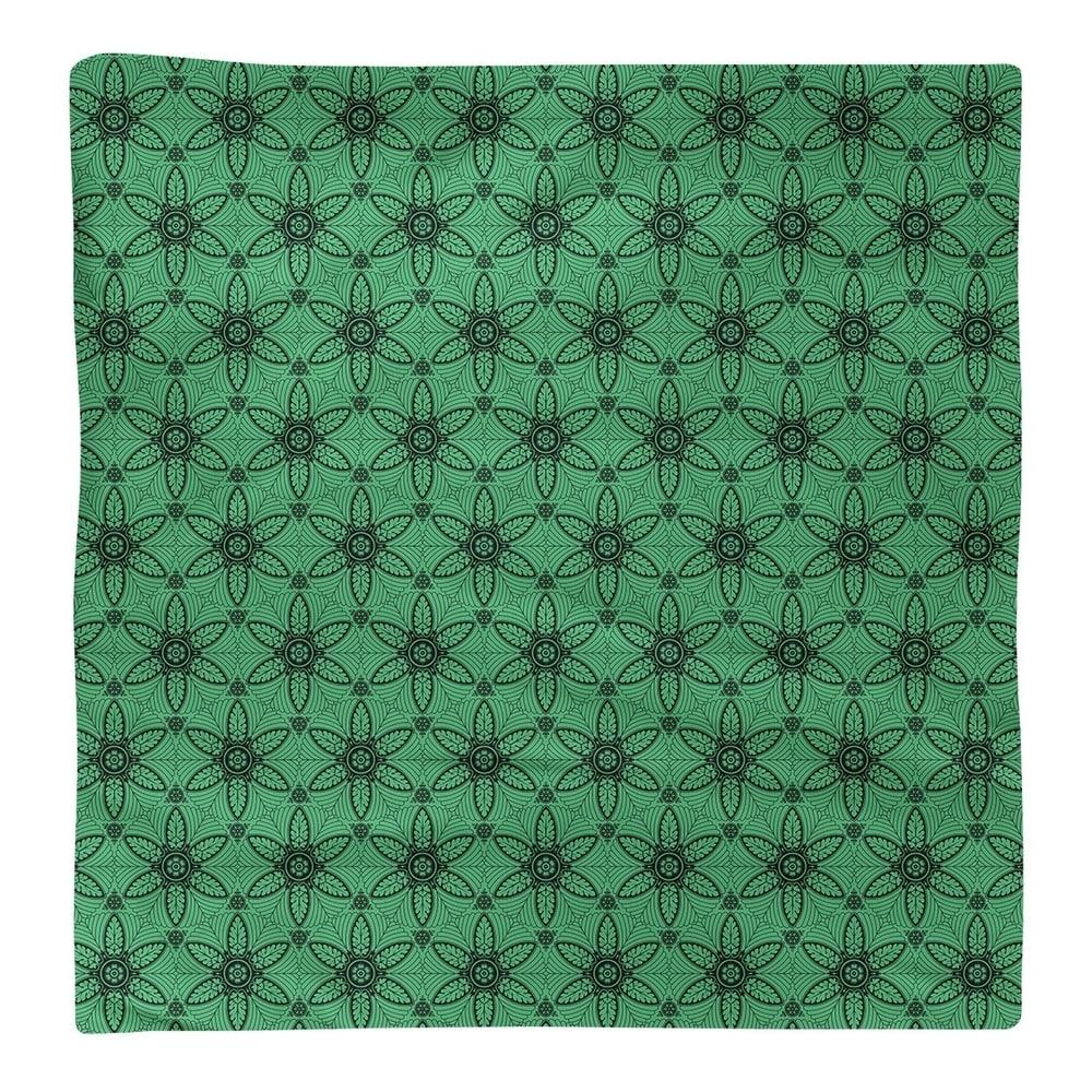 Shop Color Background Ornate Circles Napkin - Overstock - 28527795