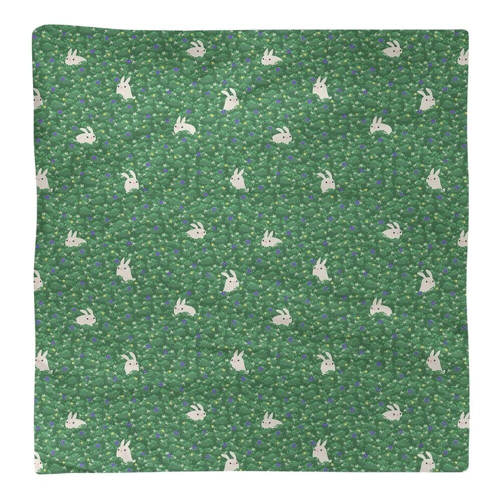 Shop Bunny Rabbit Pattern Napkin - Overstock - 28527806