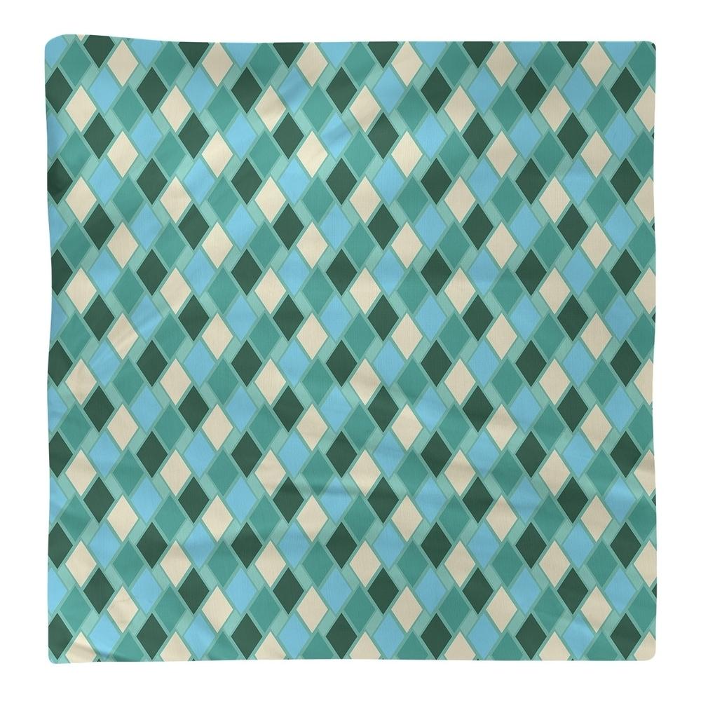 Shop Retro Diamonds Napkin - Overstock - 28527811