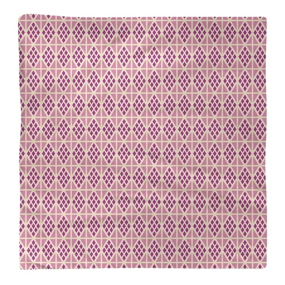 Shop Full Color Diamonds Napkin - Overstock - 28527819