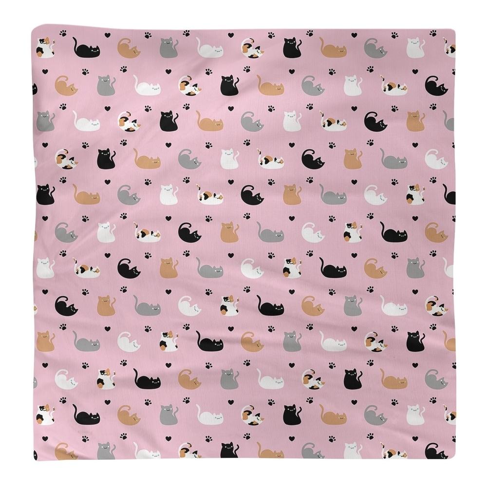 Shop Cat Pattern Napkin - Overstock - 28527825