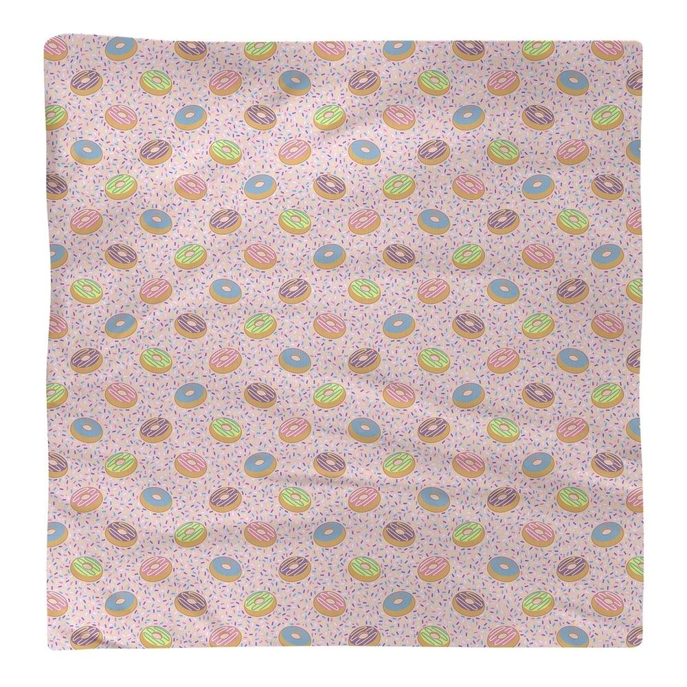 Shop Donuts Pattern Napkin - Overstock - 28527834