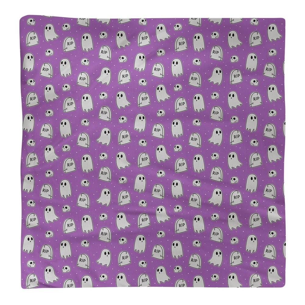 Shop Classic Ghosts Pattern Napkin - Overstock - 28527838