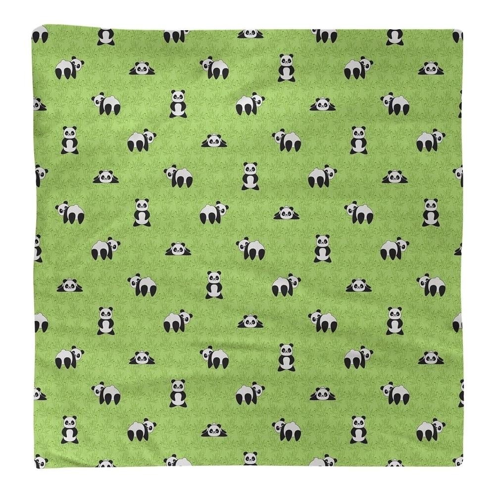 Shop Panda Pattern Napkin - Overstock - 28527848