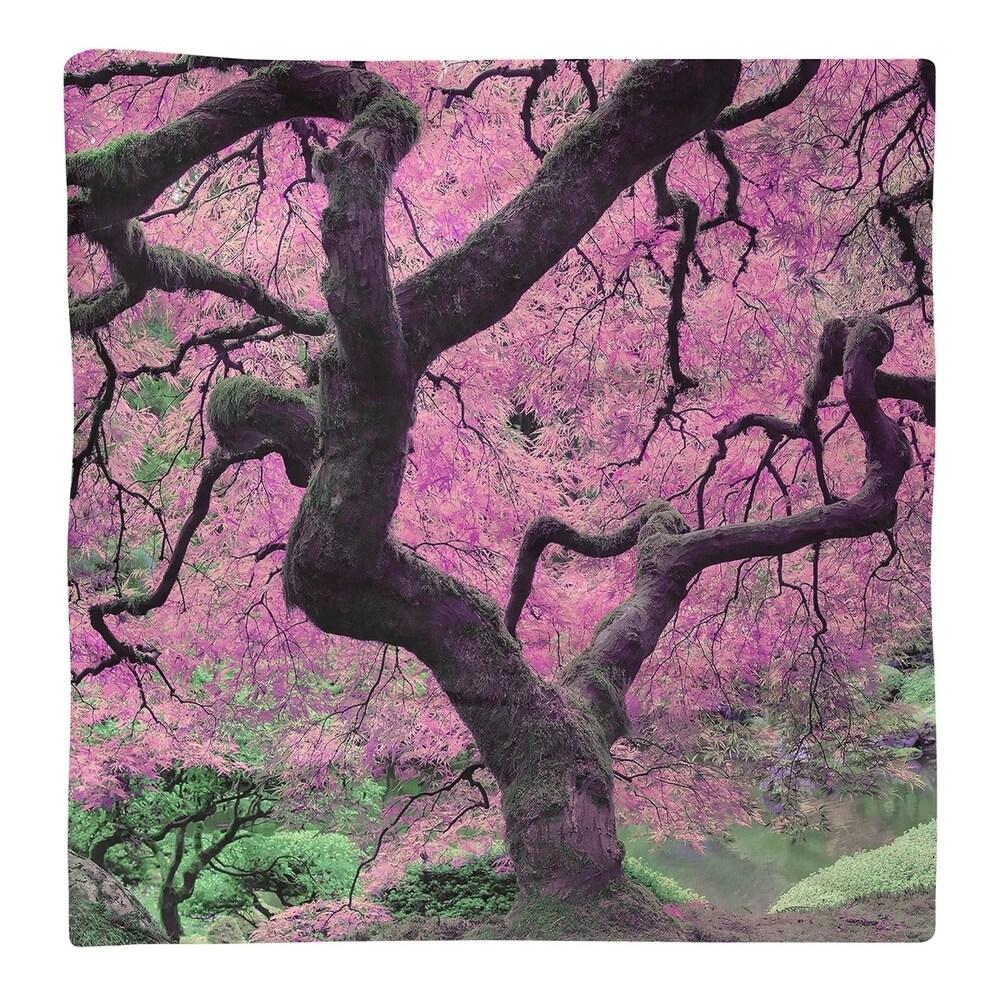 Shop Japanese Maple Tree Napkin - Overstock - 28527887