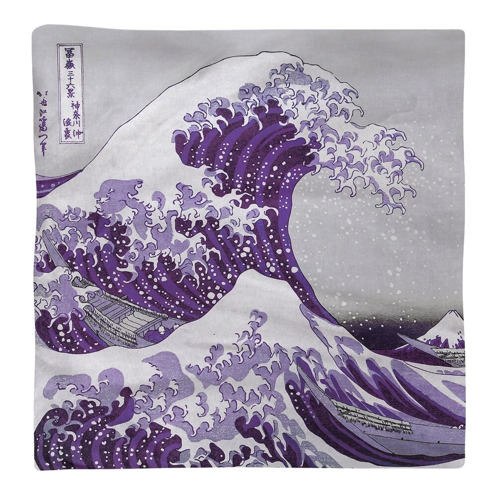 Shop The Great Wave Napkin - Overstock - 28527901