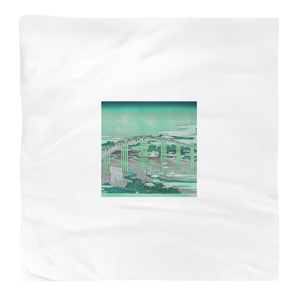 Shop Japanese Bridge Napkin - Overstock - 28527904