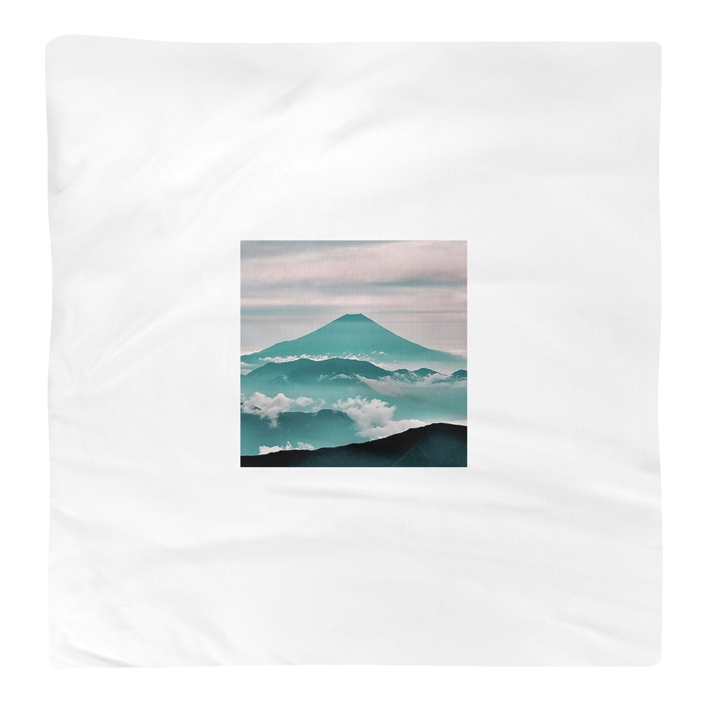 Shop A View of Mt. Fuji Napkin - Overstock - 28527915