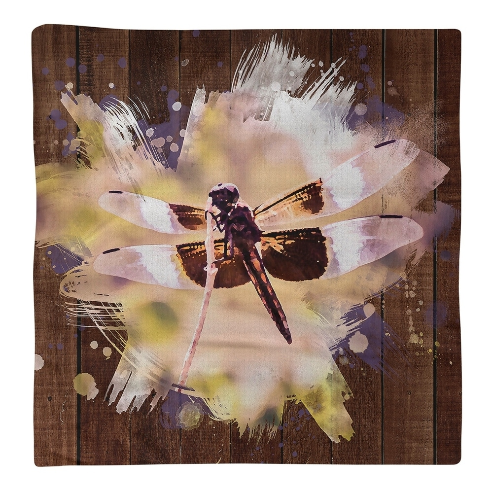 Shop Rustic Dragonfly Napkin - Overstock - 28527918