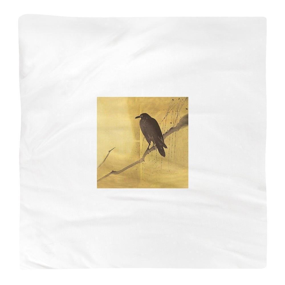 Shop Crow and Willow Painting Napkin - Overstock - 28527936