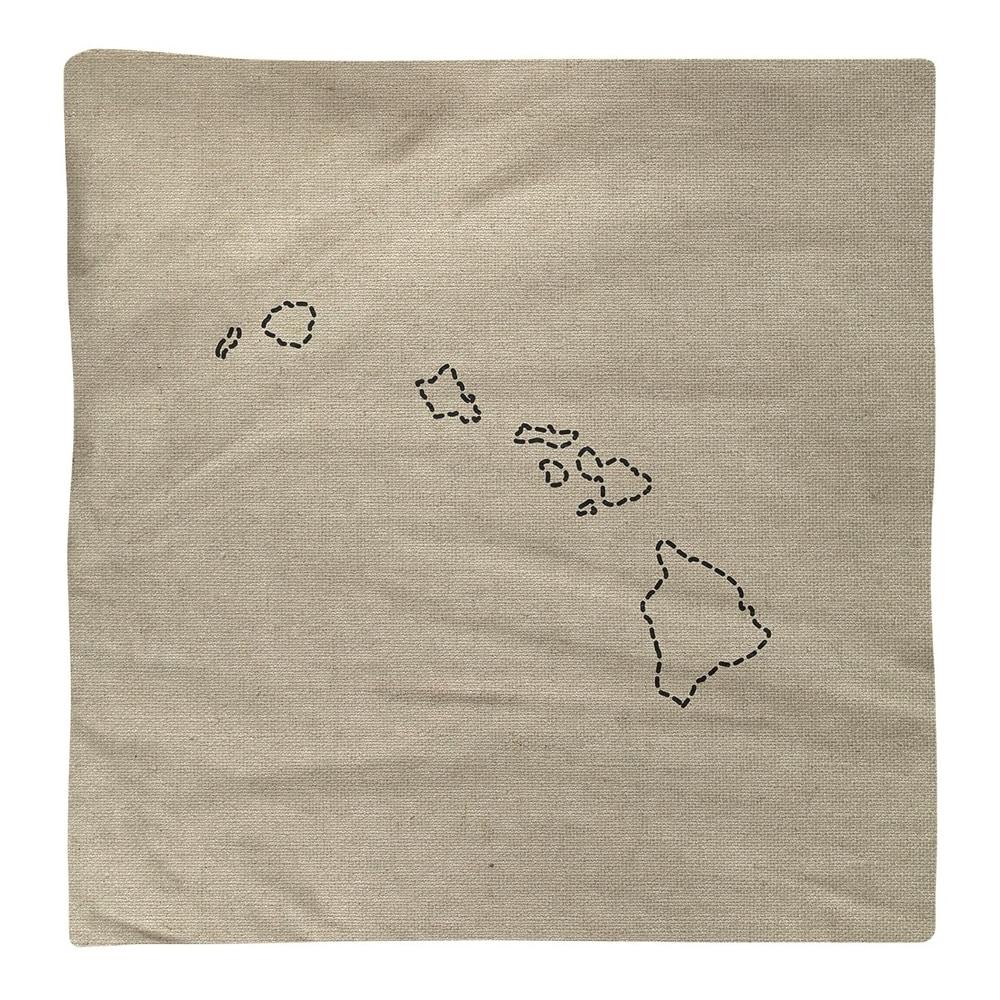 Shop Hawaii Silhouette Napkin - Overstock - 28528041