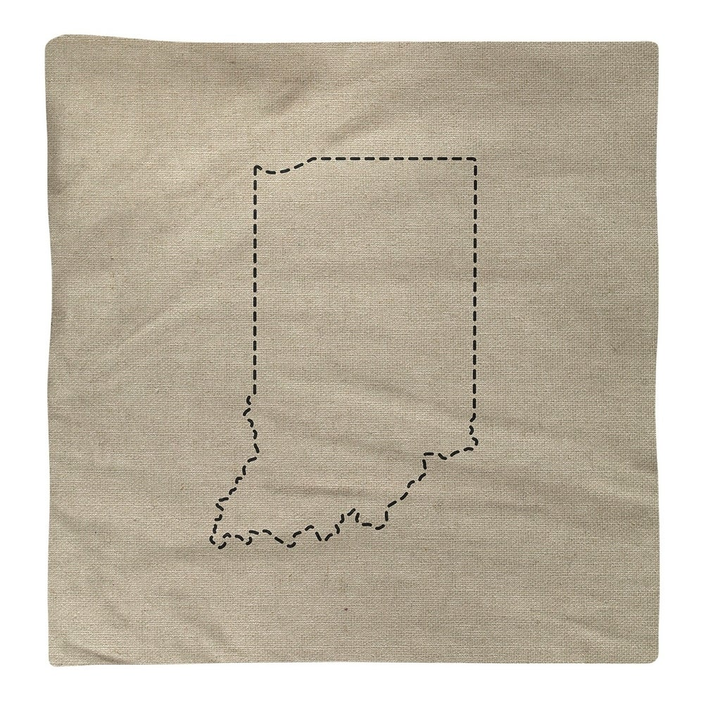 Shop Indiana Silhouette Napkin - Overstock - 28528053
