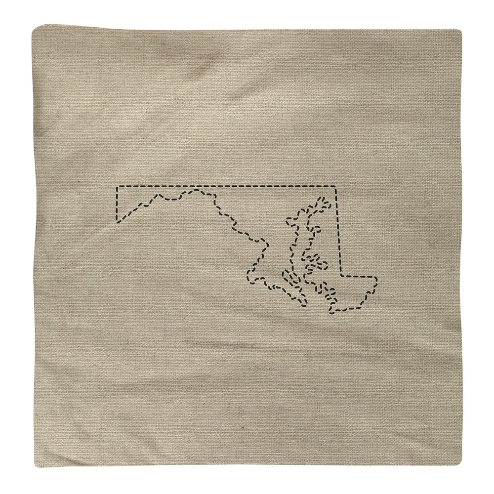 Shop Maryland Silhouette Napkin - Overstock - 28528073