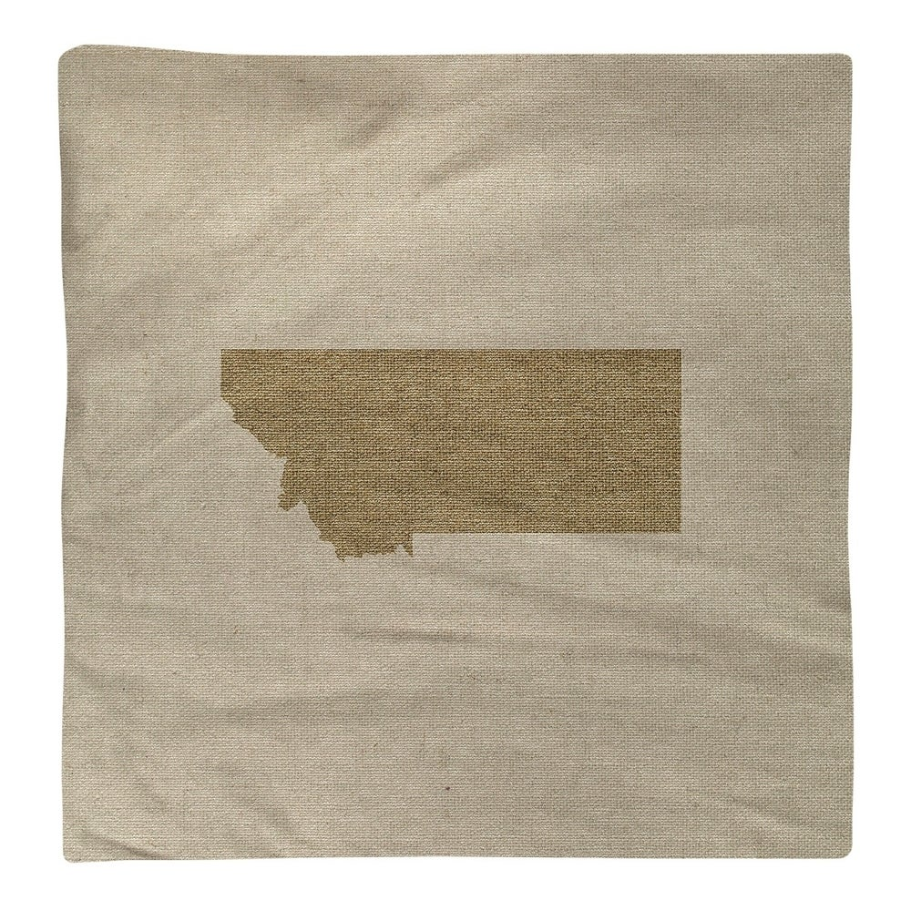 Shop Montana Silhouette Napkin - Overstock - 28528091