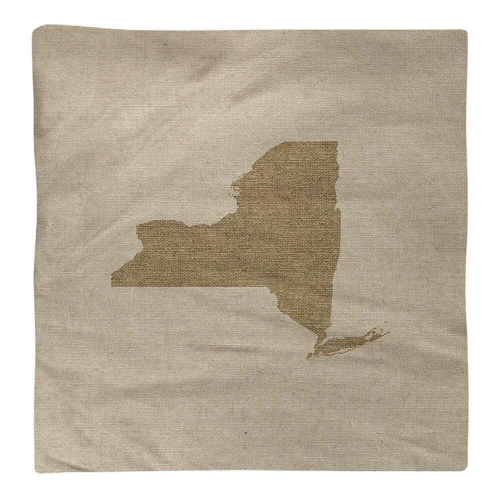 Shop New York Silhouette Napkin - Overstock - 28528131
