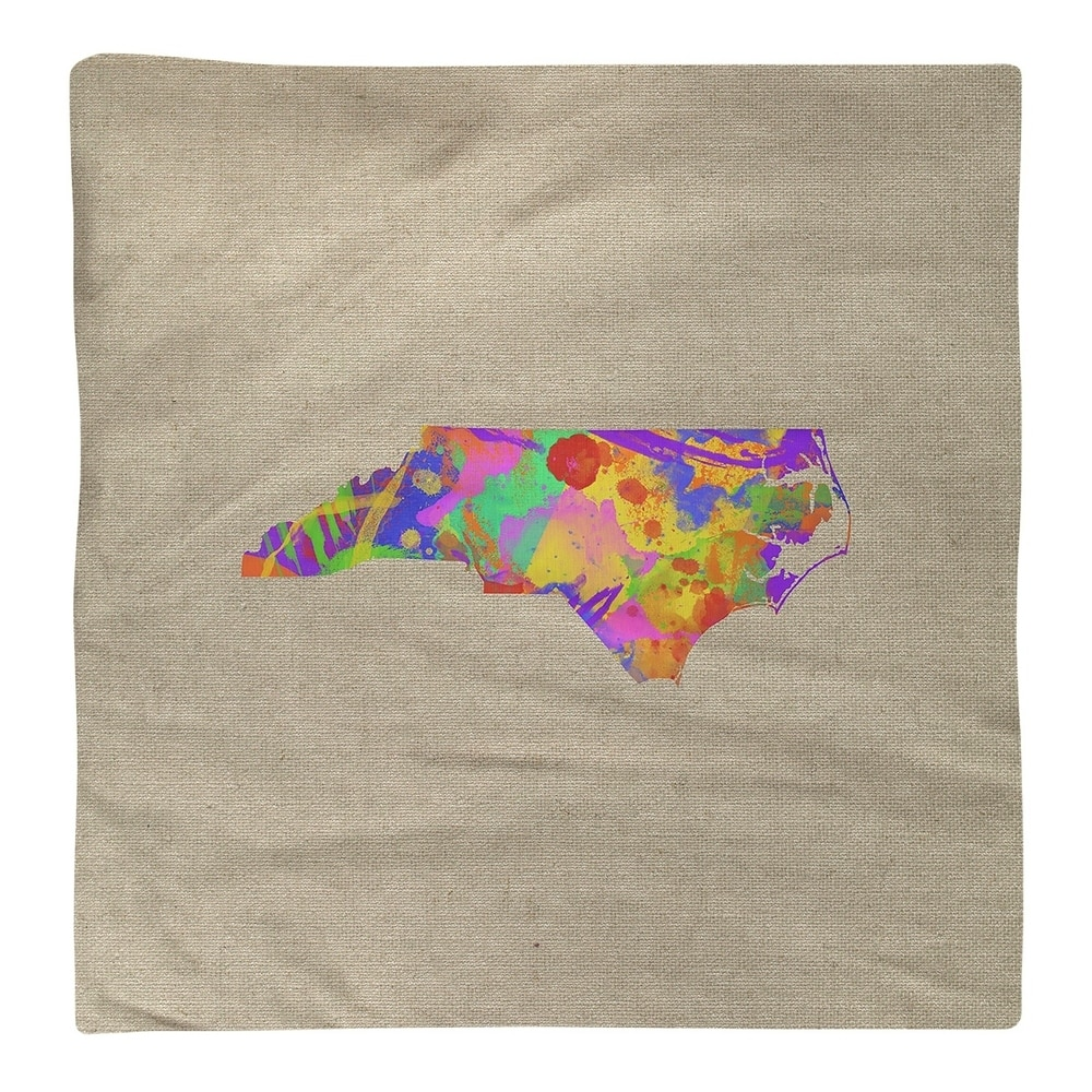 Shop North Carolina Watercolor Napkin - Overstock - 28528145