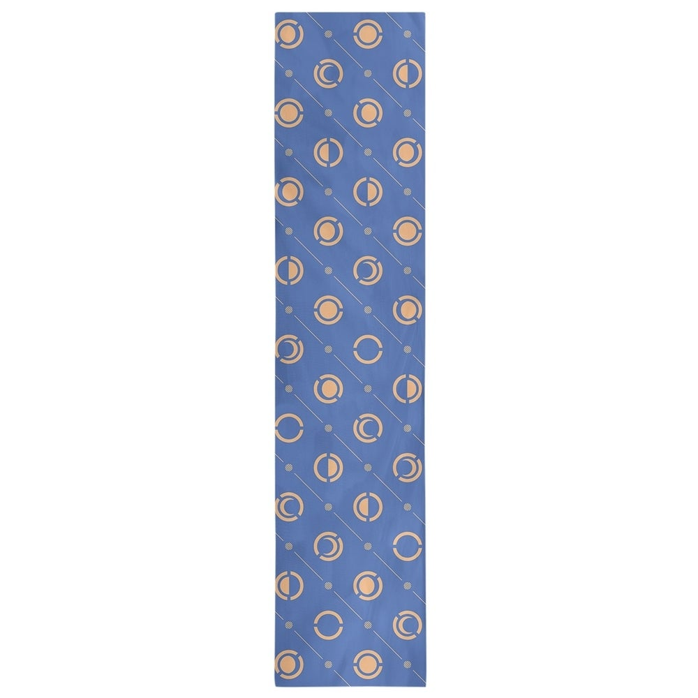 Shop Two Color Moon Phases Table Runner - Overstock - 28528183