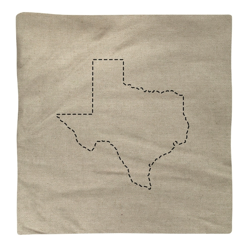 Shop Texas Silhouette Napkin - Overstock - 28528208