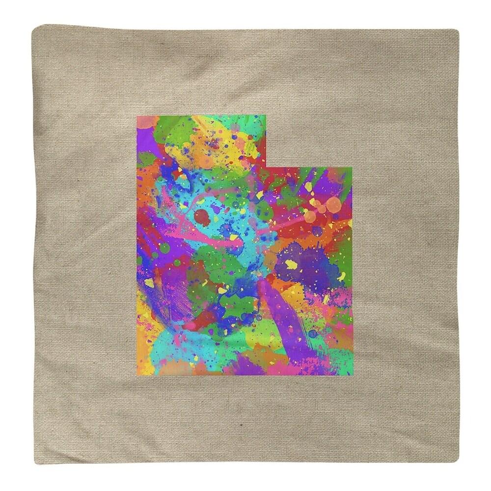 Shop Utah Watercolor Napkin - Overstock - 28528217