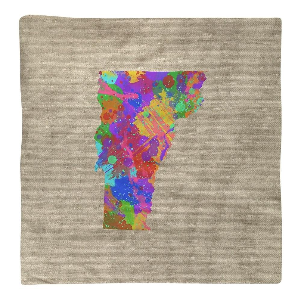 Shop Vermont Watercolor Napkin - Overstock - 28528226