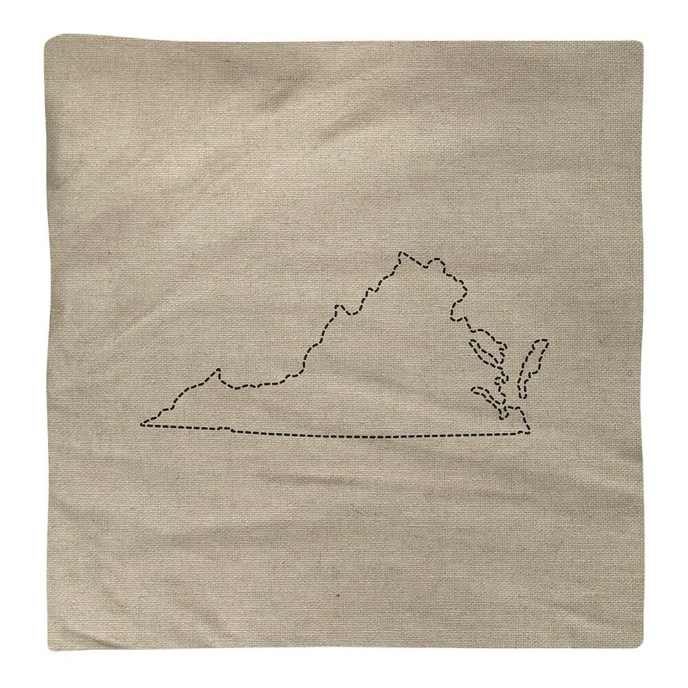 Shop Virginia Silhouette Napkin - Overstock - 28528227