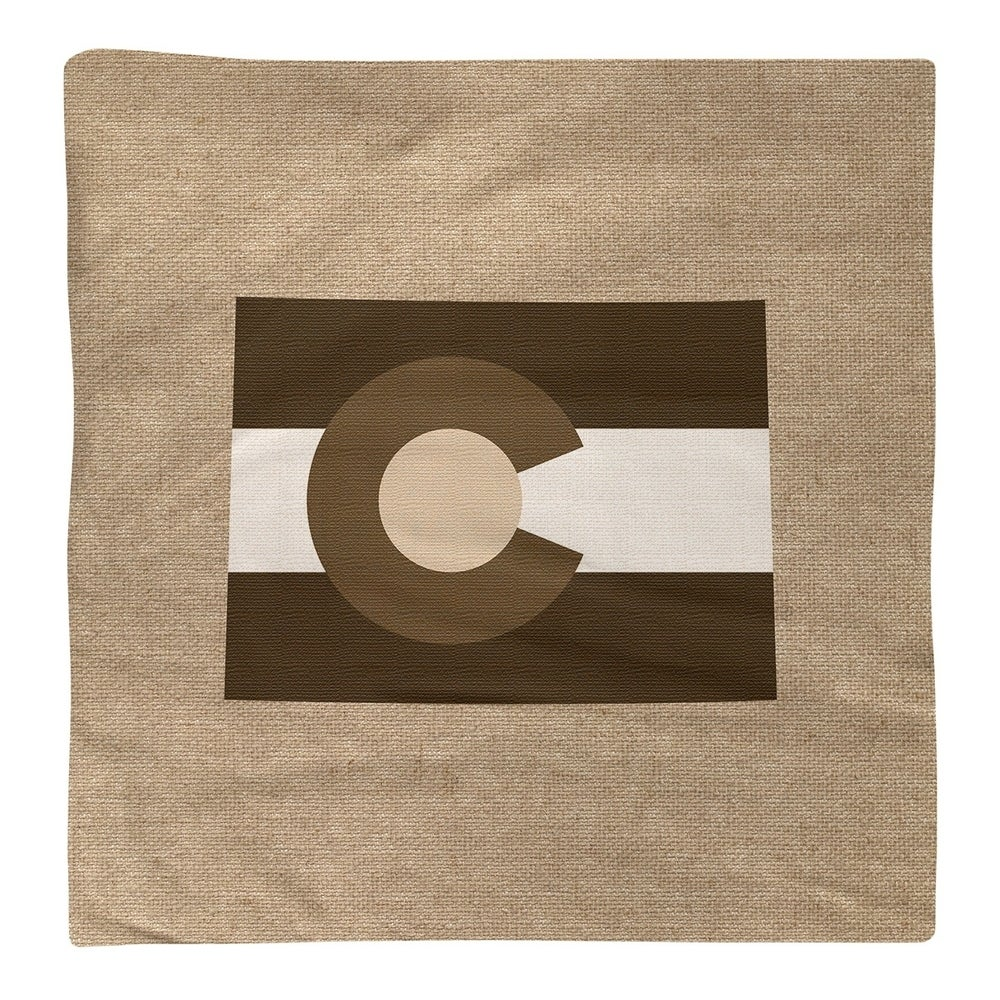 Shop Colorado State Napkin - Overstock - 28528251