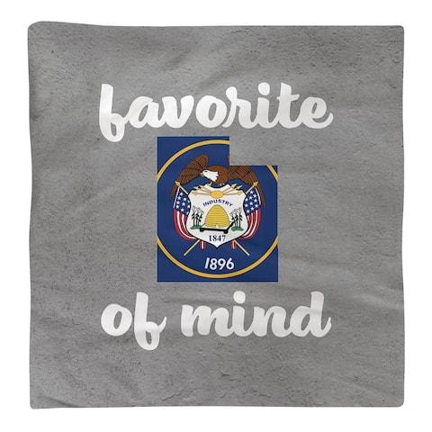 Favorite State of Mind U-W Napkin
