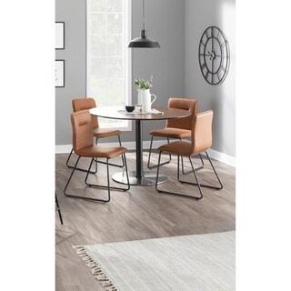 Carbon Loft Lyonne Industrial Dining Chair (Set of 2)