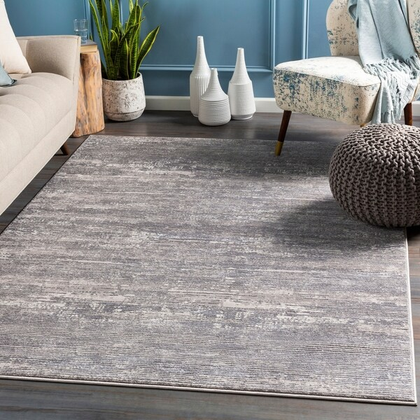 Cobb Contemporary Stripe Area Rug. Opens flyout.