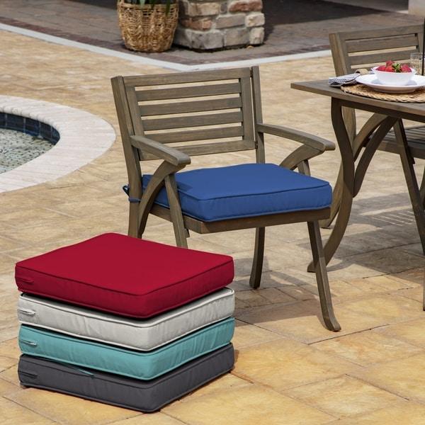 Shop Arden Selections ProFoam Acrylic Dining Chair Cushion ...