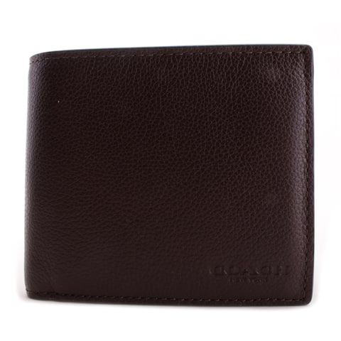 Coach Men's Coin Wallet