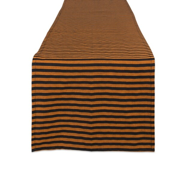 DII Witchy Stripe Table Runner
